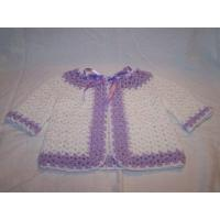 Buy cheap Crochet Baby Sweater from wholesalers