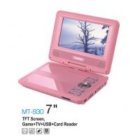 latest pink portable dvd players buy pink portable dvd players. Black Bedroom Furniture Sets. Home Design Ideas