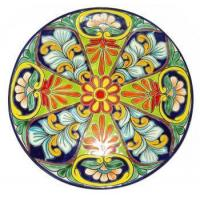 Wholesale talavera platters from china suppliers