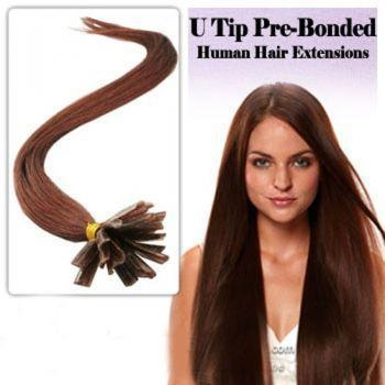 U tip hair extension suppier good quality lower price #33 ...