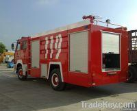 Wholesale STEYR SINGLE AXLE FIRE TRUCK from china suppliers