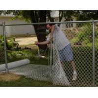 Chain Link Fence Installat