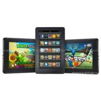 """Wholesale Chinese Kindle Fire Full Color 7"""" Multi-touch Display, Wi-Fi tablet pc from china suppliers"""
