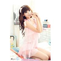 Wholesale Wavy Tiered Babydoll from china suppliers
