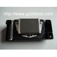 Buy cheap epson DX5 water base print head from wholesalers