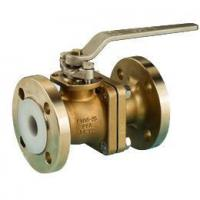 Wholesale PFA Lined 2-Way Ball Valve from china suppliers