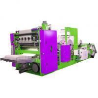 Wholesale Facial Tissue Machine (JY-330V Series - V-Fold Converting Machine (Tension type)) from china suppliers