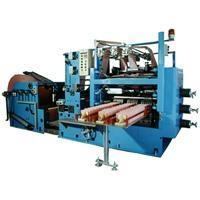 Quality Tissue machine --Paper Napkin Converting Machine (JY-330A-3T Series) for sale