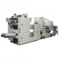 Wholesale Tissue machine-V-Fold Hand Towel/Facial Tissue Converting Machine (JY-330V Series) from china suppliers