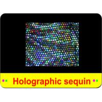 Buy cheap HOLOGRAPHIC SEQUIN from wholesalers