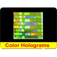Buy cheap Colour Hologram from wholesalers