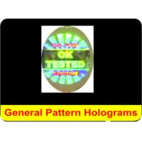 Buy cheap General Pattern Hologram from wholesalers