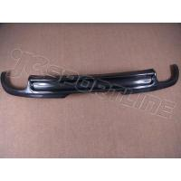 China AUDI TT TTS design Rear Diffuser 2006 UP( 8J on the bumper can fit) on sale