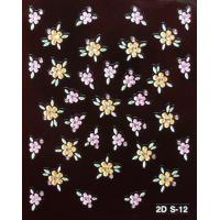 Wholesale 2D S Nail Sticker from china suppliers