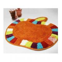 Buy cheap Bathroom Accessory Beautiful Color Apple Non-slip Bath Rug L2215 from wholesalers