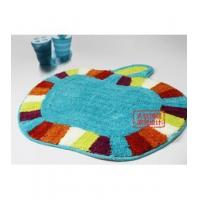 Buy cheap Bathroom Accessory Beautiful Color Apple Non-slip Bath Rug L2216 from wholesalers