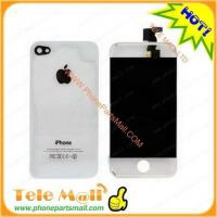China Combo LCD WITH DIGITIZER For White iPhone 4 on sale