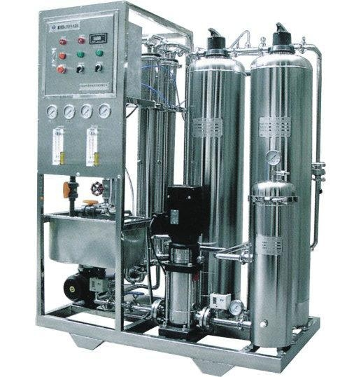 Quality P-RO-0.5 All-in-one reverse osmosis pure water machine for sale