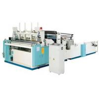 Buy cheap Roll Paper Production Line from wholesalers