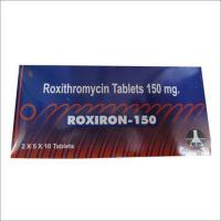 Roxithromycin Dosage Sinusitis