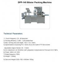 Buy cheap DPP-140 Blister Packing Machine product