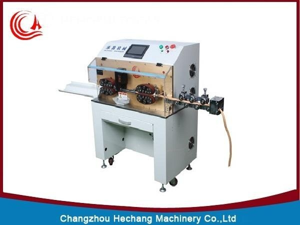 cable cut and machine