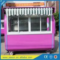 China hot dog concession carts for sale on sale