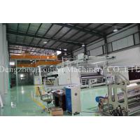 Buy cheap SSS Spunbond Non Woven Machine from wholesalers