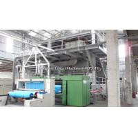Buy cheap Hydrophilic Nonwoven Fabric Machine from wholesalers