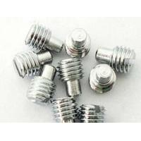 Wholesale For industrial equipments Slotted Head Set Screw :11/64*6b,511754010000 from china suppliers