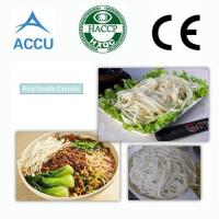 Wholesale Automatic noodle extruder machine from china suppliers