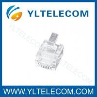Wholesale Conntector RJ11 and RJ45 plug from china suppliers