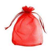 China Organza Gift Bag Jewelry Pouch Wedding Favor on sale