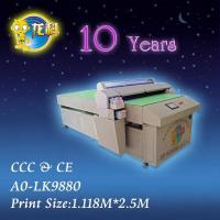 Buy cheap UV printer series A0-LK9880 from wholesalers