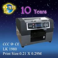 Buy cheap UV printer series A4-LK1980 from wholesalers