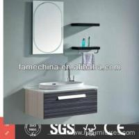 Wholesale Hot selling Solid Wood bathroom vanity from china suppliers