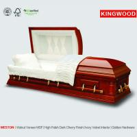 Wholesale WESTON jewish caskets online for the casket store from china suppliers