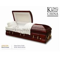 Wholesale SENATOR caskets for direct sale china import wooden pet from china suppliers
