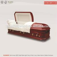 Wholesale ELEANOR antique chinese casket Cheapest Lumber Casket from china suppliers