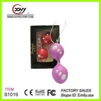 Wholesale Factory Price Kegel Exercise Ball,Smart Ball,Ben Wa BallsS1020 from china suppliers