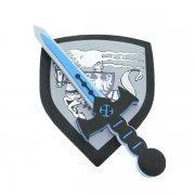 Wholesale eco-friendly safety eva kids foam swords and shield set from china suppliers