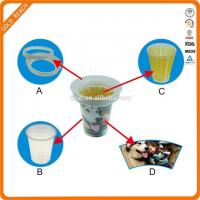 Wholesale Beverage cup cooler, ice cup for beer from china suppliers