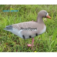 Wholesale collapsible full-body xpe foam speckleblly goose decoys from china suppliers
