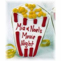China Movie Popcorn Box Cookie Favors on sale