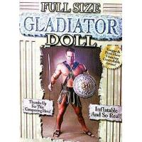 gladiator full size love doll.