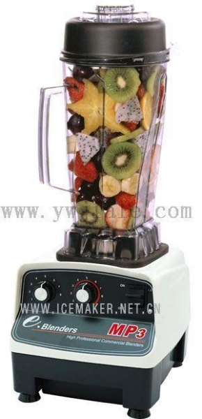 Quality Taiwan E-Blender professional conditioning juice Sorbet machine MP3 for sale