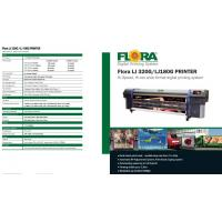 Buy cheap Flora LJ320G 3.2m printer on Ricoh print head from wholesalers