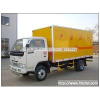 Dongfeng Jinba Blasting Equipment truck