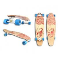 Wholesale Full Canadian Maple Longboard ( LCB-89) from china suppliers