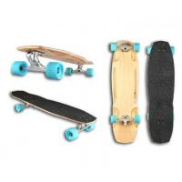 Wholesale Full Canadian Maple Longboard ( LCB-85) from china suppliers